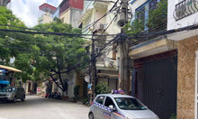 Nhà mặt ngõ xe tải tránh phố Phùng Chí Kiên 5T 55m2 10 tỷ KD sầm uất