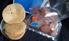 Bánh phồng cá Thát Lát giòn ngon hấp dẫn (đặc sản An giang)