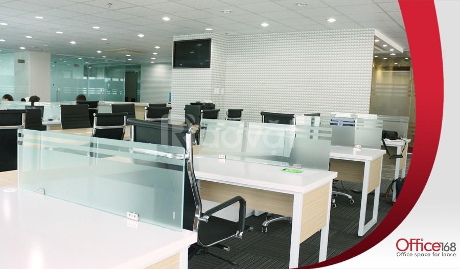 Sở hữu văn phòng trung tâm quận 1 chỉ 290.000đ/tháng với OFFICE168