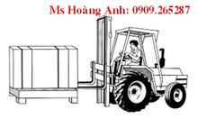 Sửa chữa xe nâng, cho thuê xe nâng tại Vsip Thuận An Bình Dương