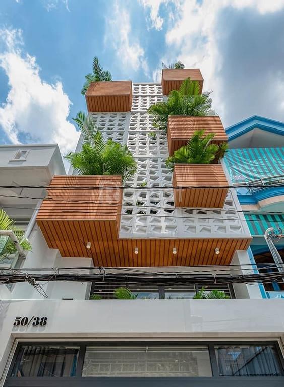 Bán nhà phố đường số 9 Phường 9, Quận Gò Vấp, Hồ Chí Minh