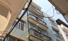 Bán nhà Vũ Tông Phan, mt 4m, 37mx5t, kinh doanh, ô tô đỗ cửa