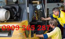 Sữa chữa xe nâng ty ben thủy lực tại Bến Cát Bình Dương