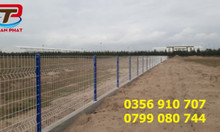 Hàng rào lưới thép hàn, hàng rào kho, hàng rào chắn sóng D4,D6 giá rẻ