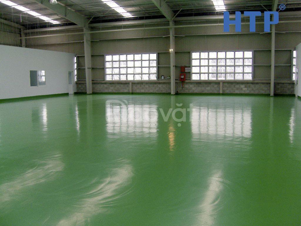 Nhà phân phối sơn epoxy cho sàn nhà xưởng chính hãng giá rẻ tại tphcm