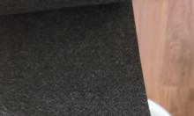 Sản xuất vải nỉ làm lót áo chống cháy, lót giày , sofa