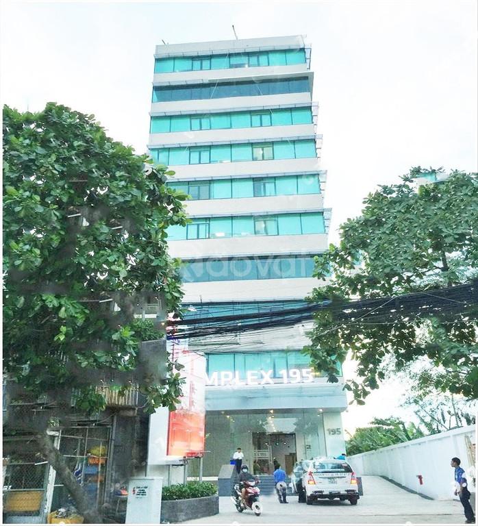 Tòa nhà văn phòng MT Điện Biên Phủ, P15, Bình Thạnh.