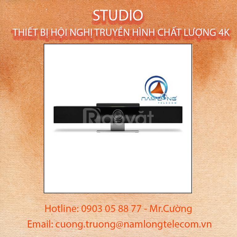 Studio - Thiết bị hội nghị truyền hình chất lượng 4K