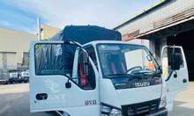 Xe tải Isuzu QKR210 thùng bạt dài 4m3 hỗ trợ vay cao