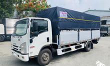 Isuzu NQR550 thùng bạt bửng nhôm, trả trước 20% nhận xe