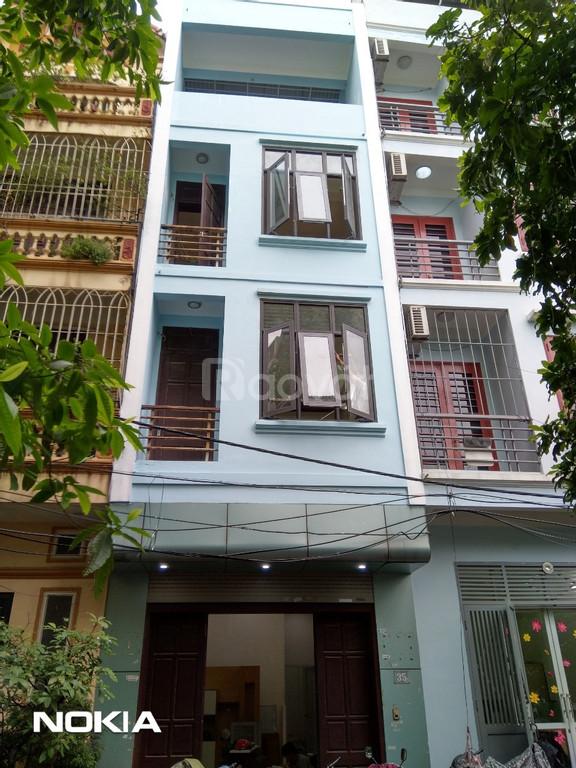 Cho thuê nhà riêng ngõ 75 Nguyễn Xiển, Thanh Xuân