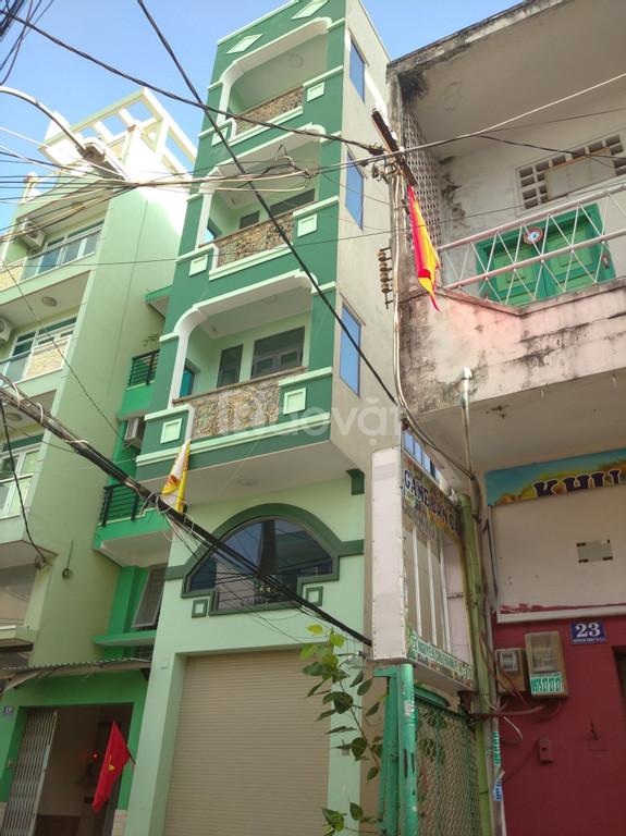 Cần tiền bán gấp nhà mặt tiền Nguyễn Chí Thanh p16 q11