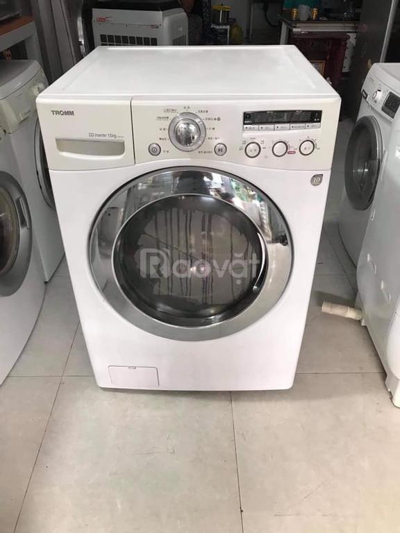 Máy giặt cửa ngang 15kg