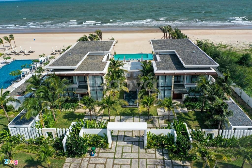 Sang nhượng biệt thự biển Hồ Tràm Melia Resort 5 sao LH : 0906398000