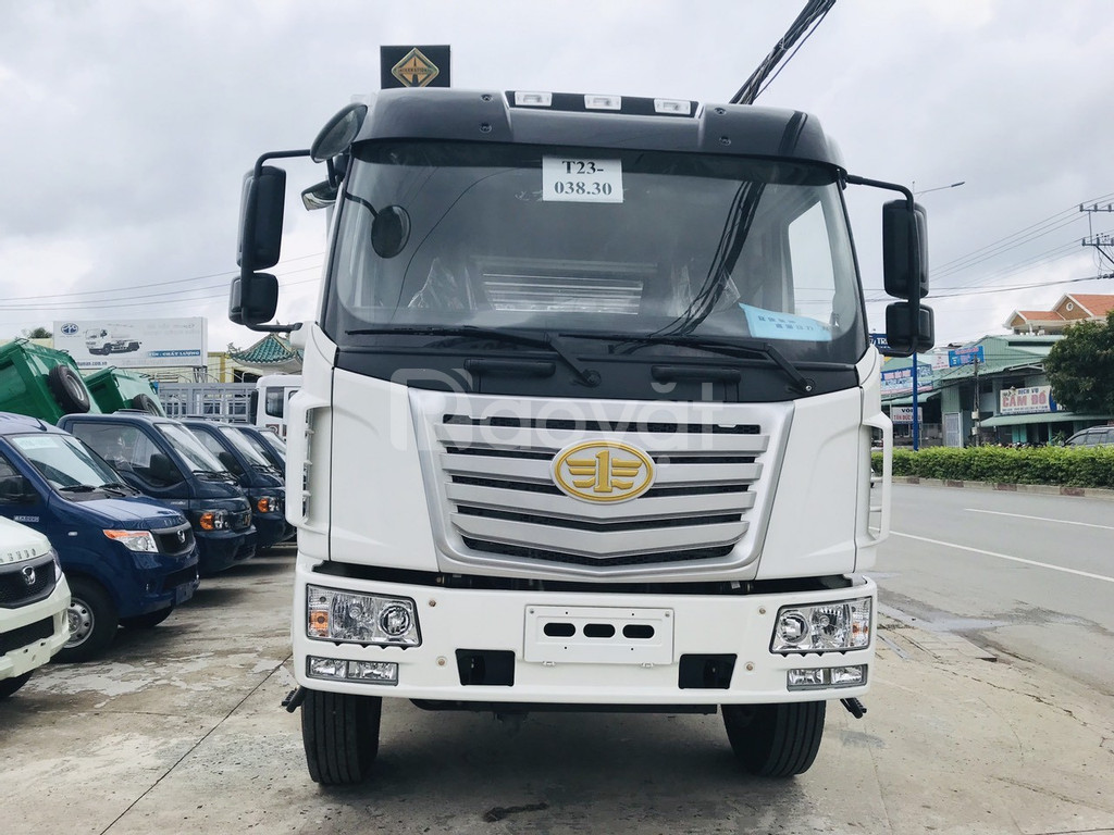 Xe tải 8 tấn thùng dài 9 mét 7 (9m7), trả trước 350tr nhận xe