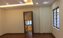Bán nhà 5 tầng tại Phú Thượng, 35m2 với 2 mặt thoáng, ô tô đỗ cổng