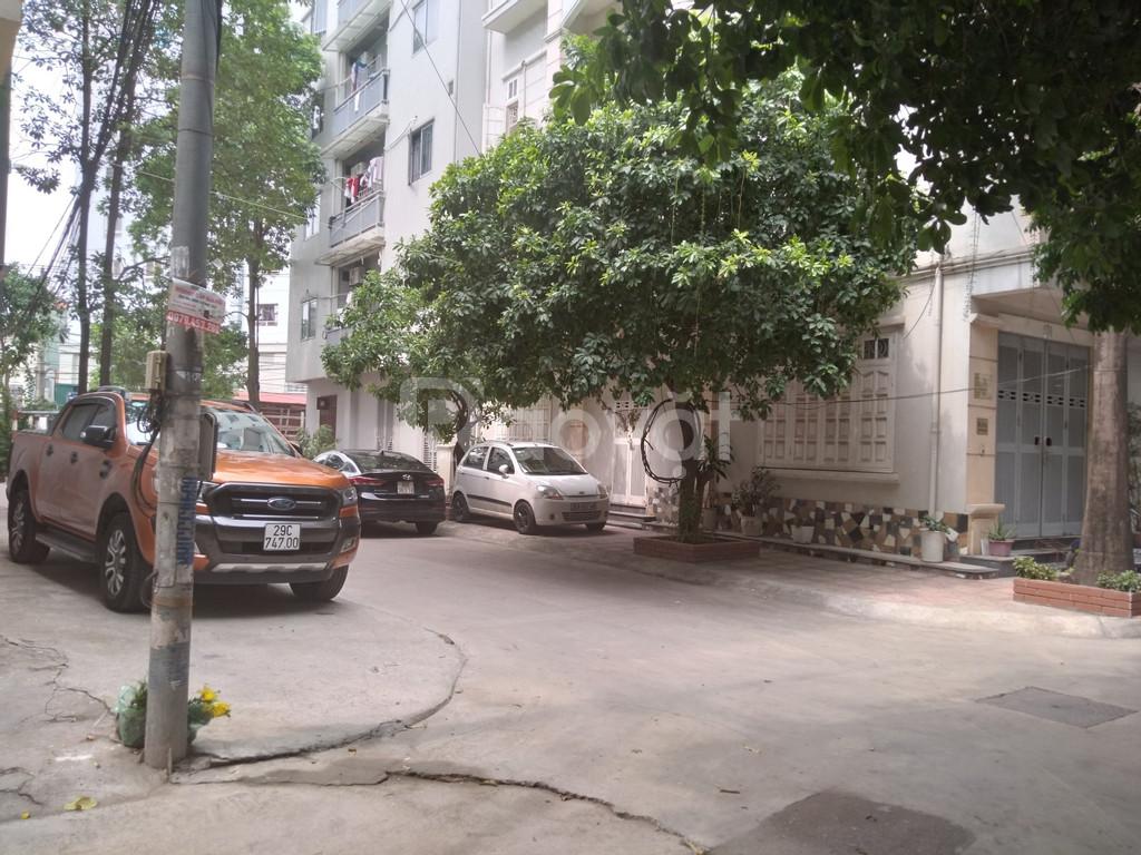 Bán nhà 5 tầng Phùng Khoang, phân lô, ô tô đỗ cửa