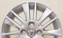 Thay mâm đúc 14inch cho Toyota Vios uy tín, giá rẻ tại Tp. Hồ Chí Minh
