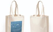 Túi canvas in logo họa tiết theo yêu cầu tại quận Bình Thạnh