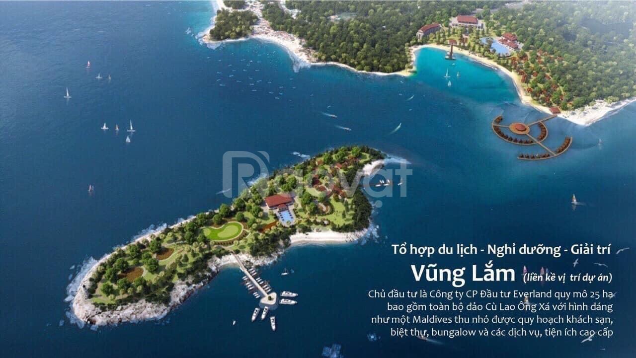Chính chủ bán 2 lô đất thổ cư ven biển Sông Cầu, Phú Yên