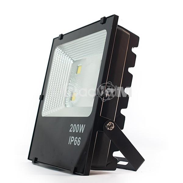 Đèn LED pha 5054, chip COB 200W ngoài trời
