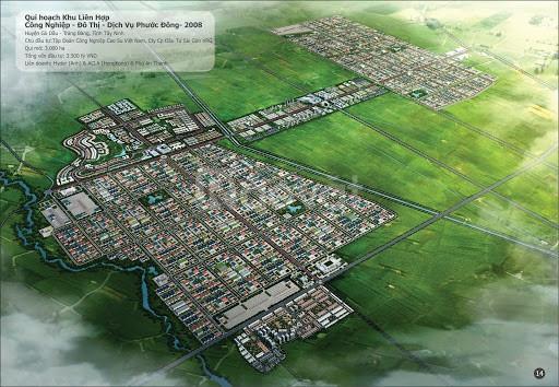 Thanh lý gấp đất tại khu công nghiệp Phước Đông