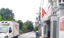 Bán đất tổ 12 Thạch Bàn gần cầu Thanh Trì 98m2 mt 5m hướng Nam ngõ 7m