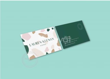 In danh thiếp, in name card, in card visit, in card