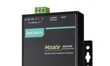 Bộ chuyển đổi modbus gateways 2 cổng MGate MB3280