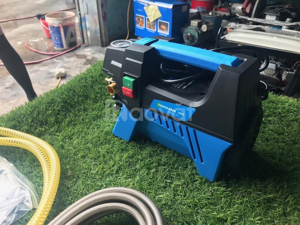 4 máy rửa xe gia đình giá rẻ nên mua hiện nay