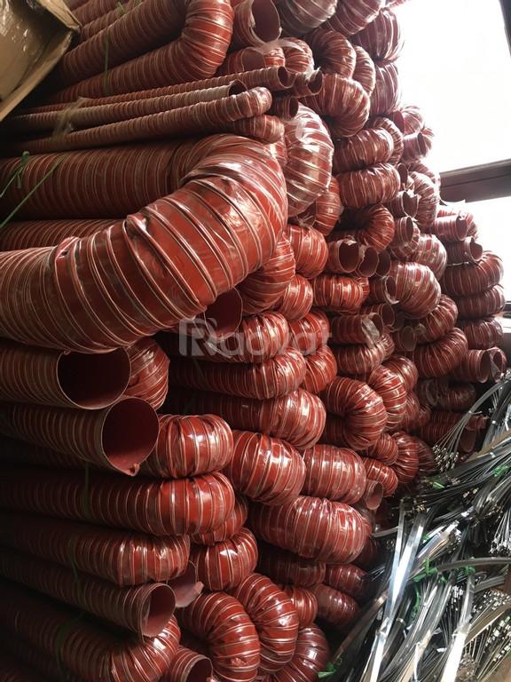 Nơi bán ống silicon chịu nhiệt phi 76, phi 90, phi 100, phi 114 giá rẻ