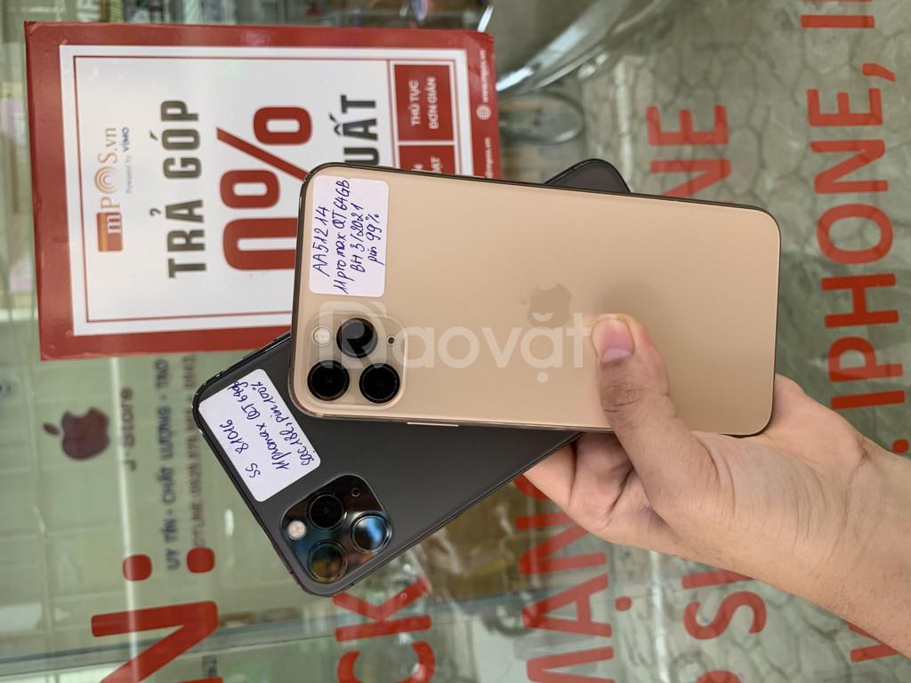 Iphone 11 Promax bản QT 64gb đẹp keng, zin áp