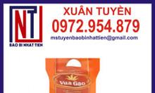 Túi màng ghép đựng gạo, túi PA/PE đựng gạo