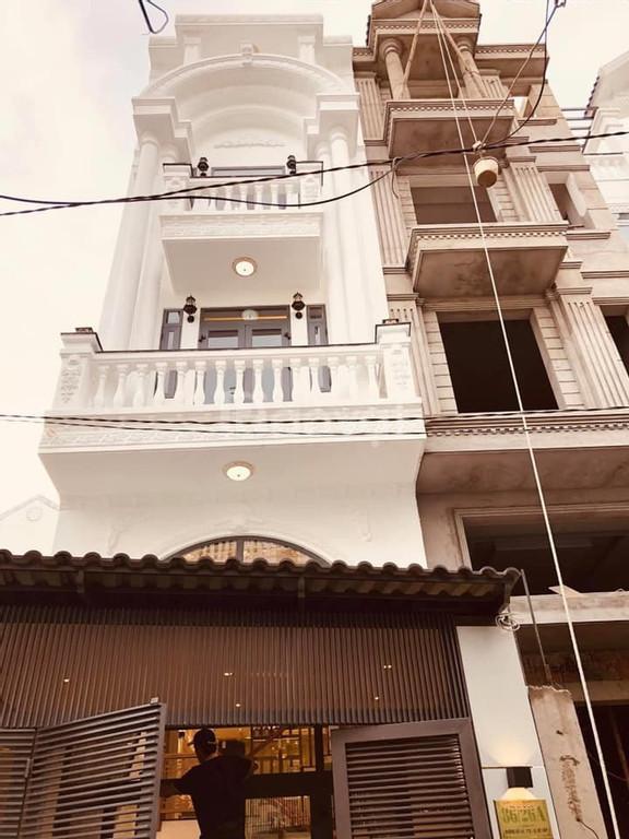 Bán nhà phố đường số 14, Phường 8, Quận Gò Vấp, Hồ Chí Minh