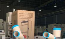 Giải pháp hạ nhiệt cho nhà xưởng bằng máy lạnh di động