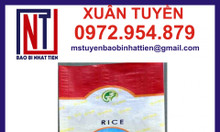 Cung cấp bao PP dệt đựng lúa gạo