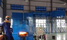 Sản xuất lò đốt rác thải