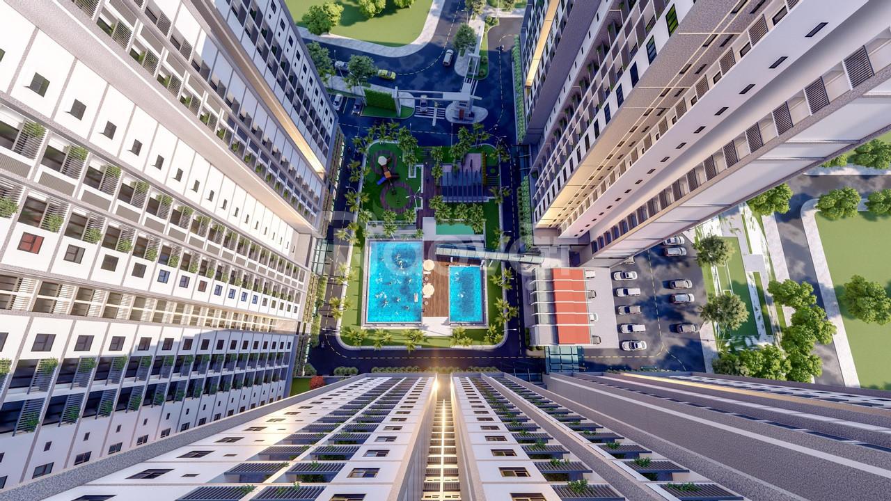 Căn hộ cao cấp Tp Thuận An, Bình Dương chỉ 1tỷ2 mặt tiền quốc lộ 13