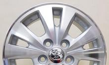 Vành mâm đúc 15inch mẫu theo xe Toyota Innova giá rẻ