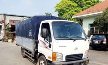 Hyundai N250SL thùng bạt, trả trước 120tr nhận xe