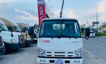 Xe tải Isuzu VM 1T9 thùng lửng dài 6m2 mới 2020