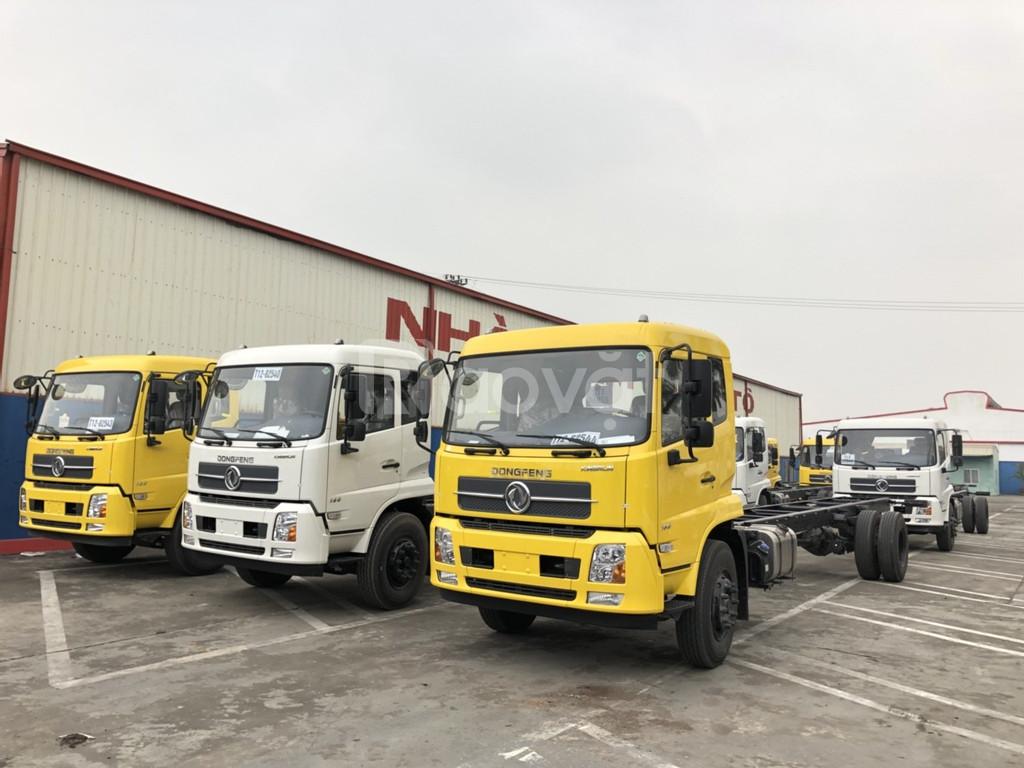 Cần mua xe tải Dongfeng 9 tấn thùng 7M5 mua Dongfeng 9 tấn B180
