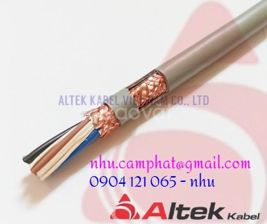 Cáp điều khiển nhiều lõi Cáp điều khiển mềm Altek Kabel