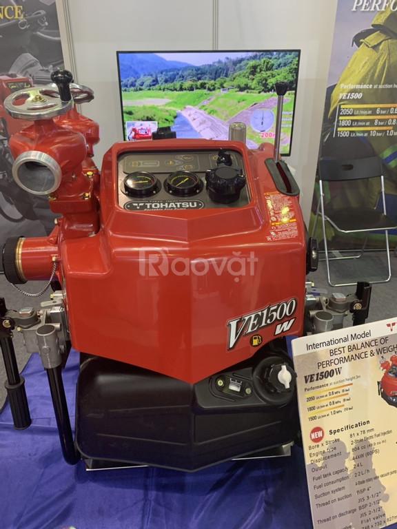 Máy bơm Tohatsu nhập khẩu VE1500W