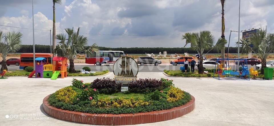 Đất tái định cư đối diện khu công nghiệp Lộc An Bình Sơn, Đồng Nai