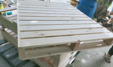 Bán pallet gỗ thông làm nội thất giá rẻ 0905681595