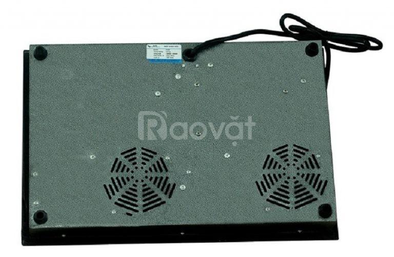 Bếp từ âm sàn hồng ngoại + từ KTV KV-03 giá rẻ bảo hành 1 năm