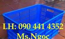 Thùng nhựa đặc đựng hàng hóa , thùng nhựa bít 3T9 nuôi cá con