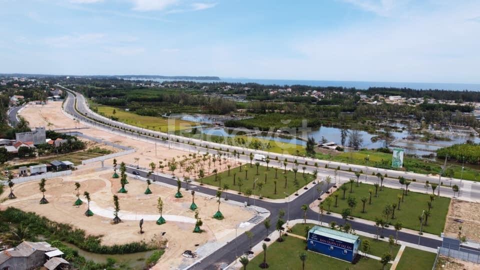 Đất biển Quảng Ngãi chiết khấu 20%