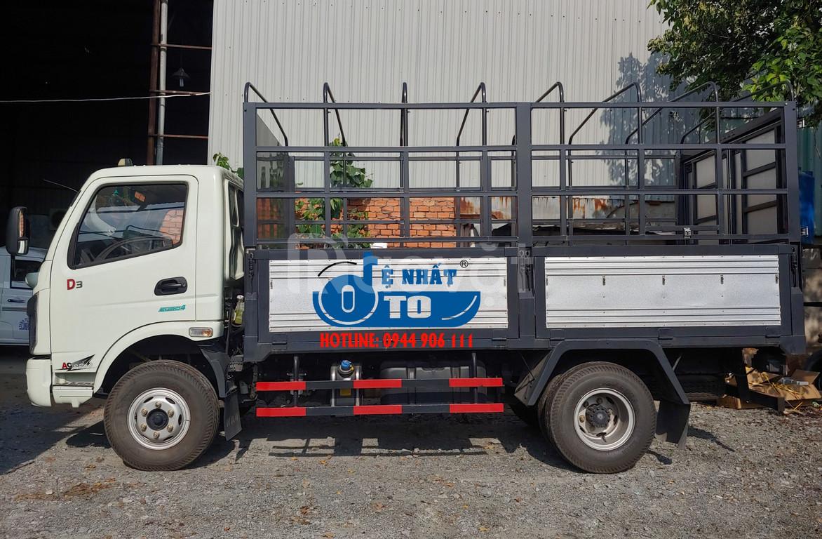 Xe tải WAW Chiến Thắng 6 tấn thùng mui bạt